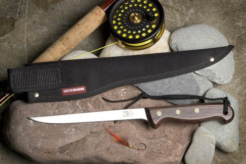 RFC600S fillet with cordura sheath