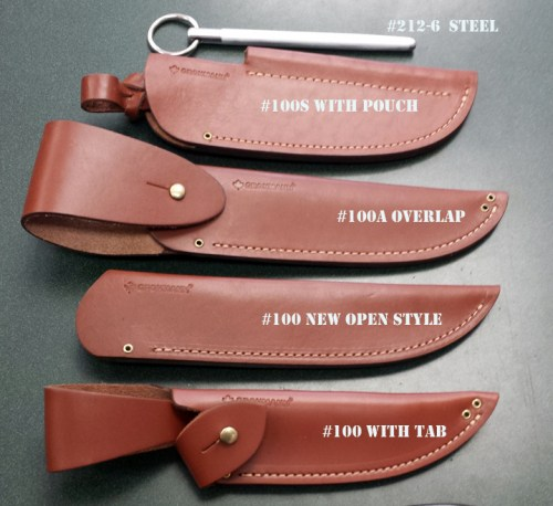 survival sheath options